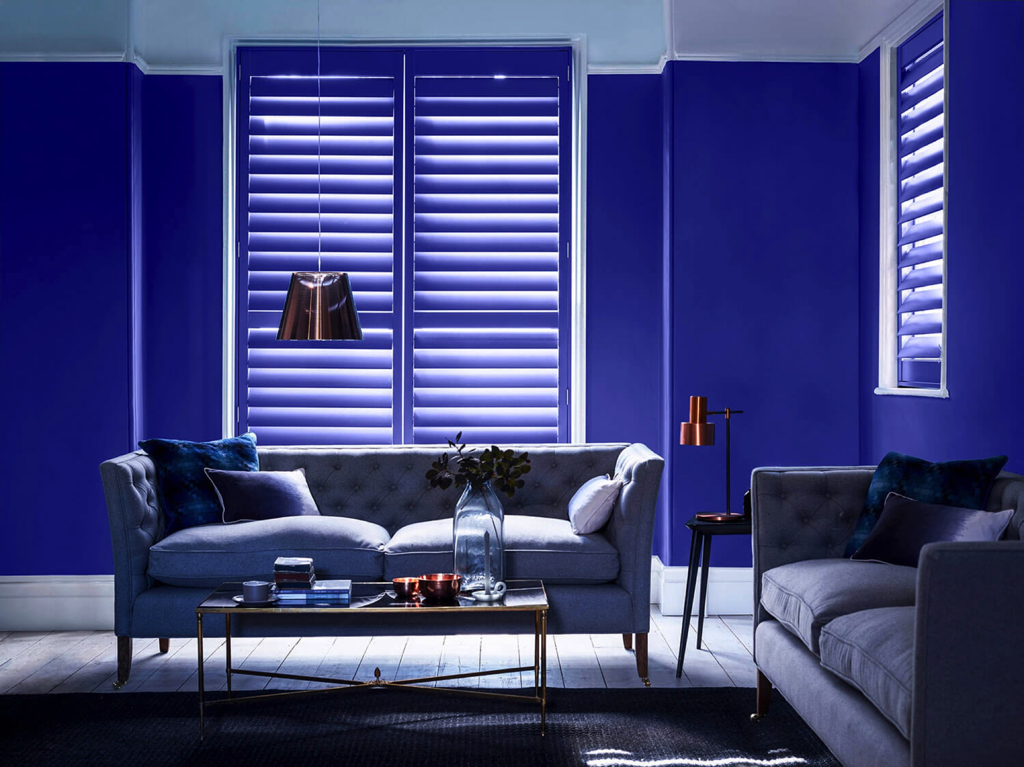 Enhance your interior whilst reducing your energy bills this winter